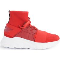 Zapatos Hombre Zapatillas altas John Richmond  Rojo