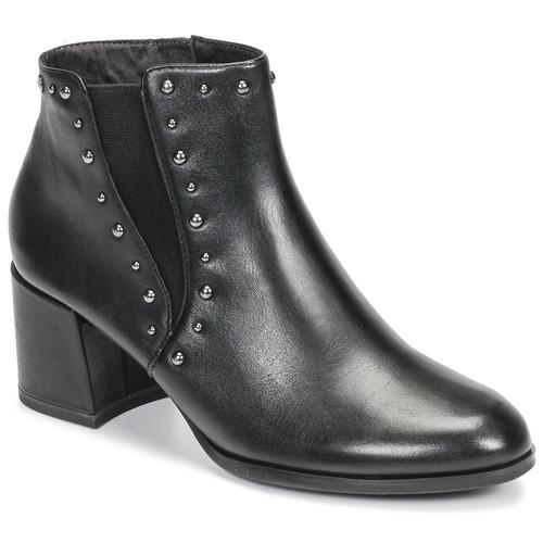 Zapatos Mujer Botines Tamaris LOUZI Negro