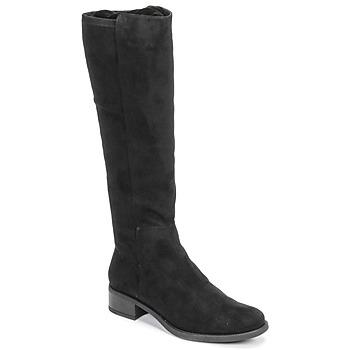 Zapatos Mujer Botas urbanas Unisa ELIZA Negro
