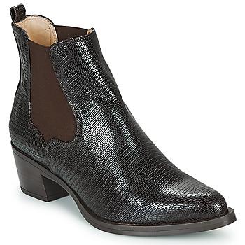 Zapatos Mujer Botines Unisa GREYSON Negro