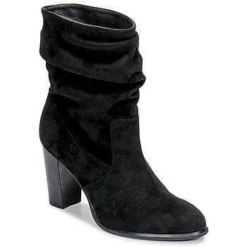 Zapatos Mujer Botines Unisa ULANO Negro