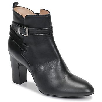 Zapatos Mujer Botines Unisa UMBRIA Negro