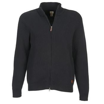 textil Hombre Chaquetas de punto Dockers NEW FULL ZIP Negro