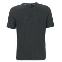 textil Hombre camisetas manga corta Under Armour UNSTOPPABLE MOVE TEE Negro