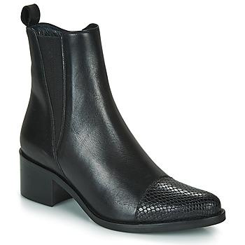 Zapatos Mujer Botines Myma PETULA Negro