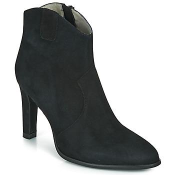 Zapatos Mujer Botines Myma PATINA Negro