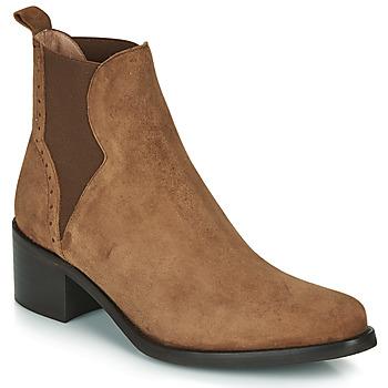 Zapatos Mujer Botines Myma PALMA Cognac