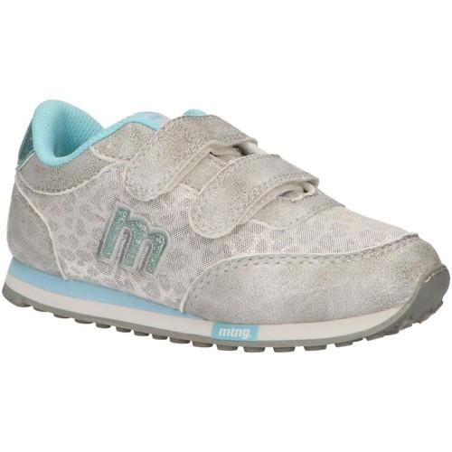 Zapatos Niña Multideporte MTNG 69119 Plateado