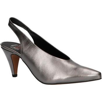 Zapatos Mujer Zapatos de tacón MTNG 57421 Gris