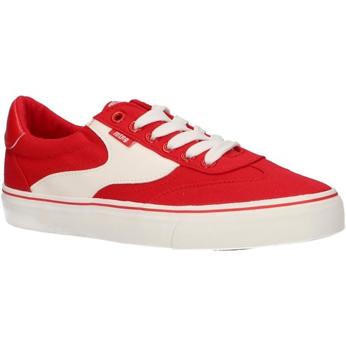 Zapatos Mujer Zapatillas bajas MTNG 69370 Rojo
