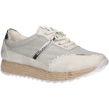 Zapatos Mujer Zapatillas bajas Maria Mare 66993 Plateado