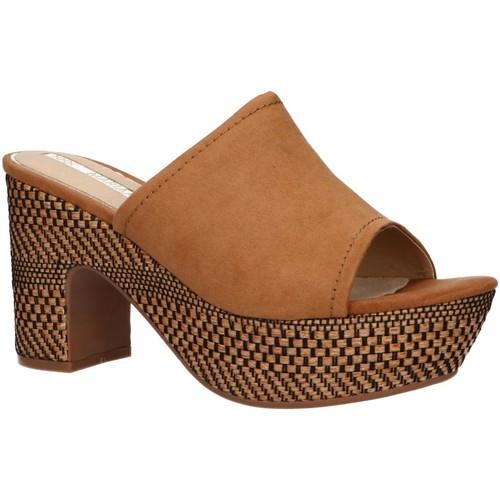 Zapatos Mujer Sandalias Maria Mare 67206 Marr?n
