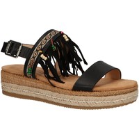 Zapatos Mujer Sandalias MTNG 50042 Negro