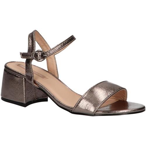 Zapatos Mujer Sandalias MTNG 58415 Gris