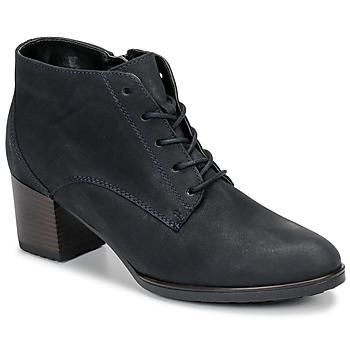 Zapatos Mujer Botines Ara 16915-77 Azul