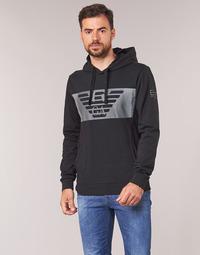 textil Hombre sudaderas Emporio Armani EA7 6GPM56-PJ05Z-1202 Negro