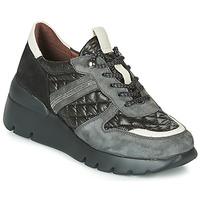 Zapatos Mujer Zapatillas bajas Hispanitas RUTH Gris