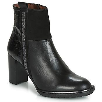 Zapatos Mujer Botines Hispanitas INES Negro