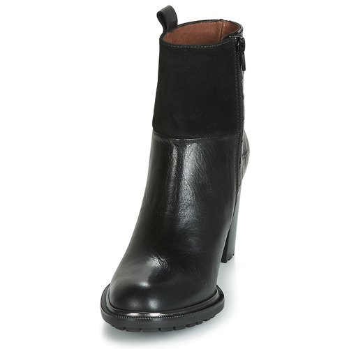 Ines Mujer Hispanitas Zapatos Negro Botines nwm08vN