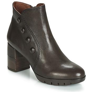 Zapatos Mujer Botines Hispanitas ARIEL Cognac