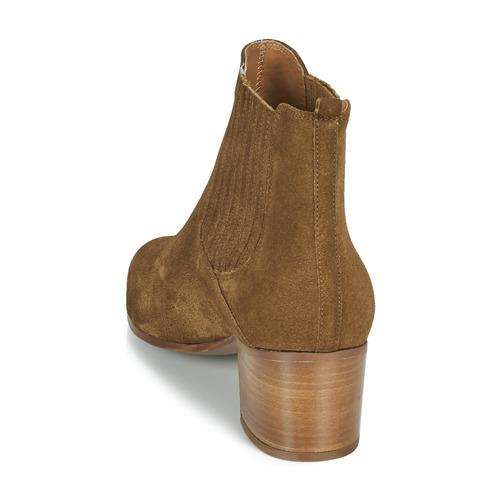 Botines Jonak Zapatos Mujer Debina Cognac wPZikXuTOl