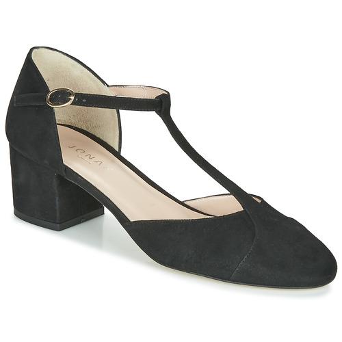 Jonak VALONGO Negro - Envío gratis | ! - Zapatos Zapatos de tacón Mujer