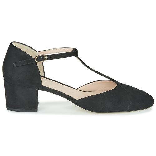 Zapatos Mujer Negro De Tacón Jonak Valongo 9IeWEDY2H