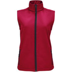 textil Mujer Chaquetas de punto Sols RACE BW WOMEN Rojo
