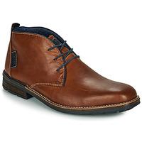 Zapatos Hombre Botas de caña baja Rieker F1310-26 Marrón
