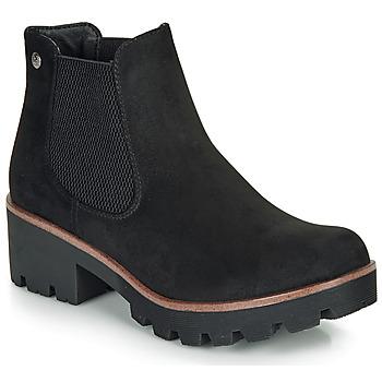Zapatos Mujer Botines Rieker 99284-02 Negro