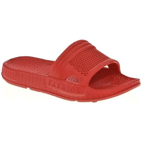 Zapatos Niño Chanclas Air One PLAYA/PISC. NIÑO  ROJO Rojo