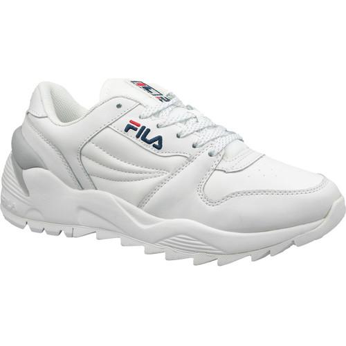 Zapatos Mujer Zapatillas bajas Fila Orbit CMR Jogger L Low Wmn Blanc