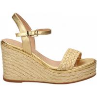 Zapatos Mujer Alpargatas Unisa NOLITO gold-oro