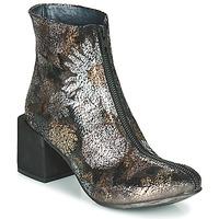 Zapatos Mujer Botines Papucei MATI BLACK FLOWER Florido