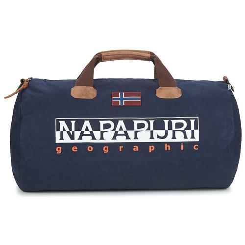 Bolsos Bolso de viaje Napapijri BEIRING Marino