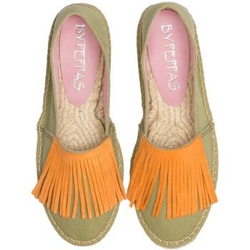 Zapatos Mujer Alpargatas By Peppas AL MINNI Marrón
