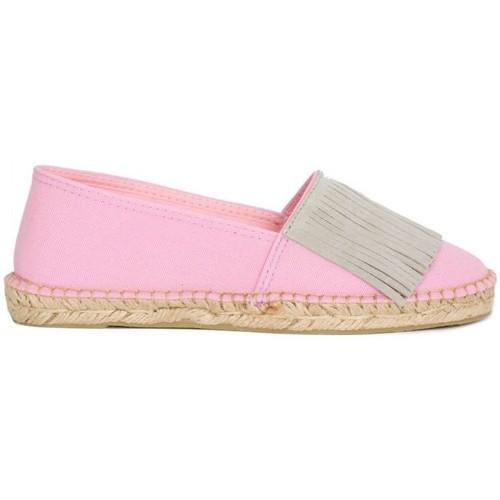 Zapatos Mujer Alpargatas By Peppas AL CHERRY Rosa