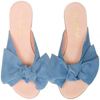 Zapatos Mujer Sandalias By Peppas S CORCEGA Azul