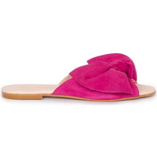 Zapatos Mujer Sandalias By Peppas S CERDEÑA Rosa
