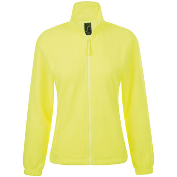 textil Mujer Polaire Sols NORTH POLAR WOMEN Amarillo