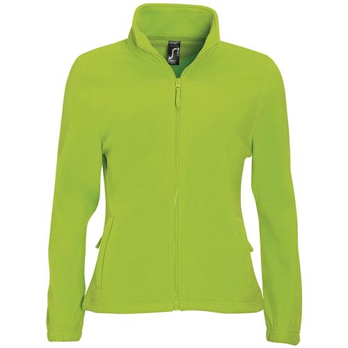 Sols NORTH WOMEN Verde - Envío gratis | ! - textil Polaire Mujer