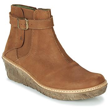 Zapatos Mujer Botines El Naturalista MYTH YGGDRASIL Marrón