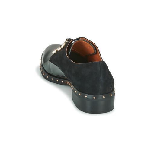 Zapatos Negro Siroe Mujer Mam'zelle Derbie TPkXuOZi