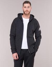 textil Hombre sudaderas adidas Performance DU1137 Negro