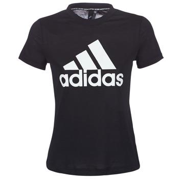 textil Mujer camisetas manga corta adidas Performance DY7734 Negro