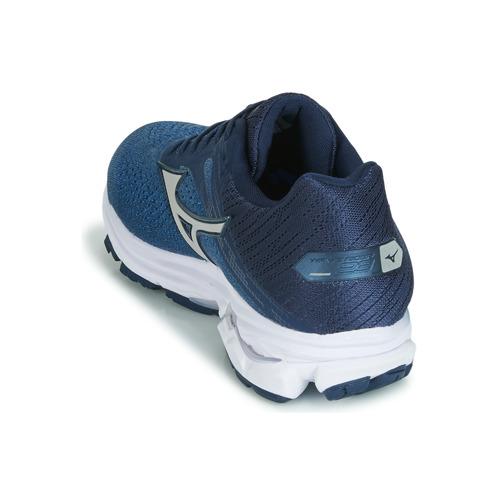 Mizuno RunningTrail Wave Azul 23 Zapatos Rider k08nwOP