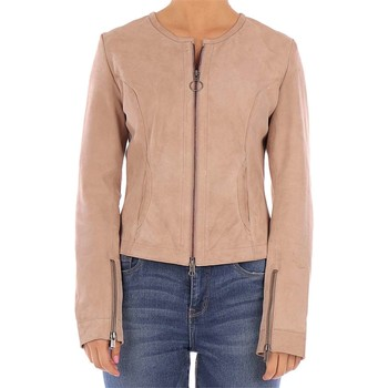 textil Mujer Chaquetas / Americana Bomboogie JW DAY chaquetas mujer beige beige
