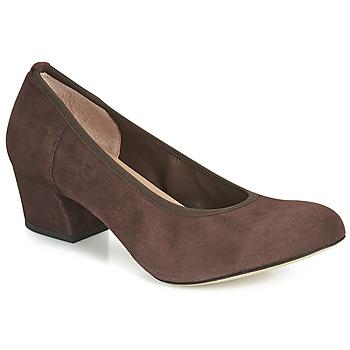 Zapatos Mujer Zapatos de tacón Perlato 10366-CAM-NUT Marrón