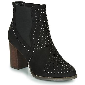 Zapatos Mujer Botines Xti LOVALO Negro