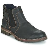 Zapatos Hombre Botas de caña baja Tom Tailor MARTY Negro